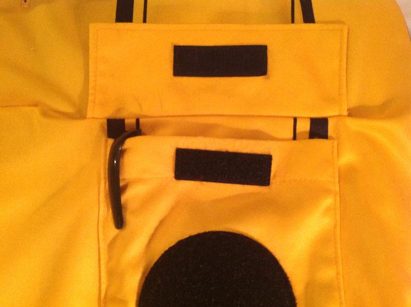 Bic Mark-It in OSI Pro Jersey Pocket