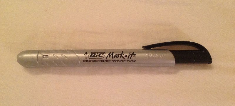 Bic Mark-It Retractable