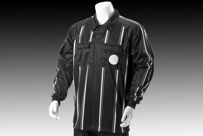 kwik goal black ref jersey