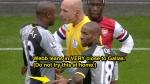 Webb Sends Off Adebayor Frame 14