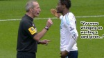 Martin Atkinson Deals With Mikel's Dissent Frame 3