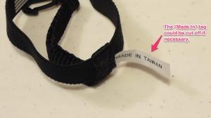 OSI Elastic Wristband Lanyard 2