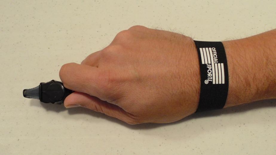 OSI Elastic Wristband Lanyard 6