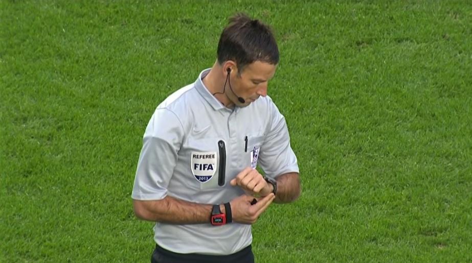 Premier League Referee GearRevealed