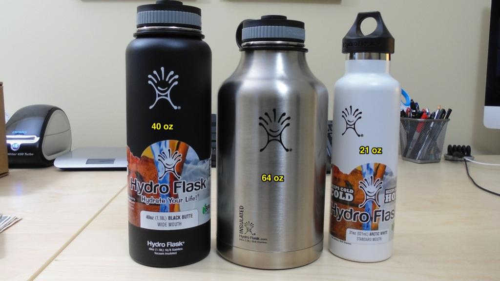 Gear Review Hydro Flask Stainless Steel Drinking Bottle